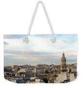 Paris Rooftops Weekender Tote Bag by Elena Elisseeva