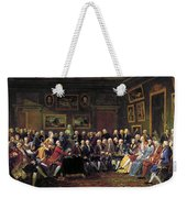Paris: Salon, 1755 Weekender Tote Bag