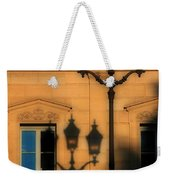 Paris Shadows Weekender Tote Bag