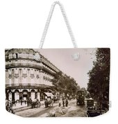 Paris: Street Scene, 1890 Weekender Tote Bag