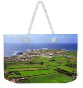 Parish In The Azores Weekender Tote Bag