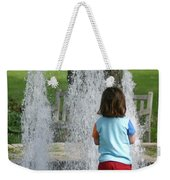 Childhood Waterpark Dreams Weekender Tote Bag