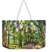 Park Hotel Avenue County Cavan Weekender Tote Bag
