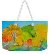 Park Impression Weekender Tote Bag