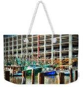 Parked Weekender Tote Bag by Barry Jones