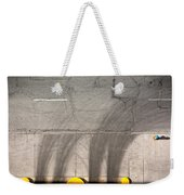 Parking Garage Weekender Tote Bag
