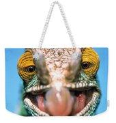 Parsons Chameleon Calumma Parsonii Weekender Tote Bag