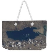 Part Of The Dead Sea And Parts Weekender Tote Bag by Stocktrek Images