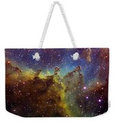 Part Of The Ic1805 Heart Nebula Weekender Tote Bag