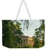 Parthenon At Nashville Tennessee 12 Weekender Tote Bag