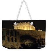 Parthenon Athens Weekender Tote Bag