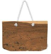 Partial Seminole Panorama Of Mars Weekender Tote Bag
