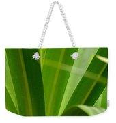 Particularly Green Weekender Tote Bag