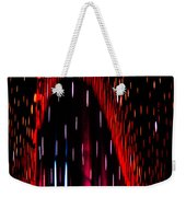 Particulated Arch Weekender Tote Bag