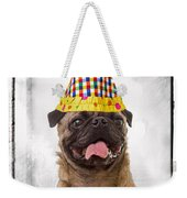 Party Animal Weekender Tote Bag by Edward Fielding