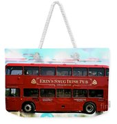 Party Bus Weekender Tote Bag