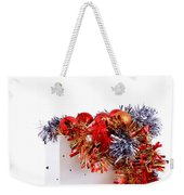 Party Decorations In A Bag Weekender Tote Bag