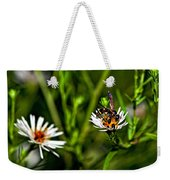 Party Flower 2 Weekender Tote Bag