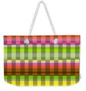 Party Stripe Weekender Tote Bag