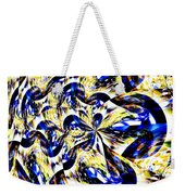 Party Time Abstract Weekender Tote Bag