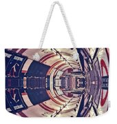 Passage Tubulaire - Archifou 45 Weekender Tote Bag