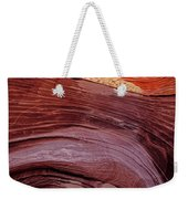 Passageway To The Wave Weekender Tote Bag