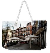 Passing By Zocodover Square Weekender Tote Bag