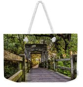 Passing Over Into The Light Weekender Tote Bag