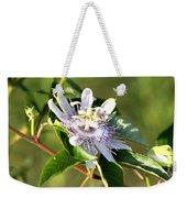 Passion Flower - May Pop Bloom Weekender Tote Bag