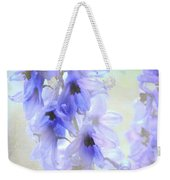 Passion For Flowers. Blue Dreams Weekender Tote Bag
