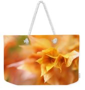 Passion For Flowers. Orange Delight Weekender Tote Bag