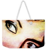 Passionate Eyes Weekender Tote Bag