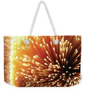 Pasta Illumination Weekender Tote Bag