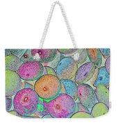 Pastal Art Weekender Tote Bag