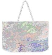 Pastel Stone Weekender Tote Bag
