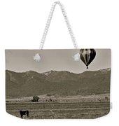 Pastoral Surprise Weekender Tote Bag