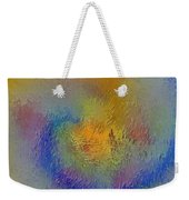 Path Into Passion Weekender Tote Bag