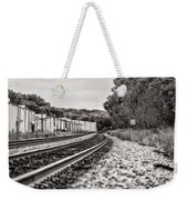 Path Of Indifference Weekender Tote Bag