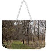 Path Of The Trees Weekender Tote Bag