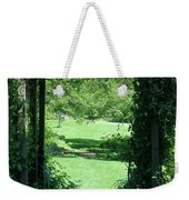 Path To The Green Weekender Tote Bag