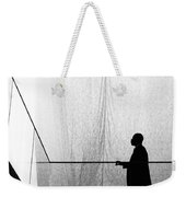 Patient Tension Weekender Tote Bag