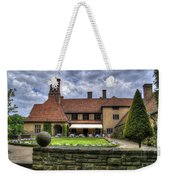 Patio Restaurant At Cecilienhof Palace Weekender Tote Bag