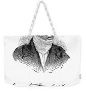 Patrick Bront� (1777-1861) Weekender Tote Bag