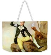 Patrick Heatly Weekender Tote Bag by Johann Zoffany