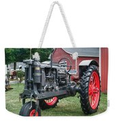 Patriotic Farmall Weekender Tote Bag