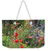 Patriotic Flowers Weekender Tote Bag