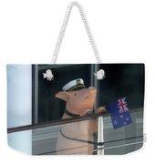 Patriotic Pig Weekender Tote Bag