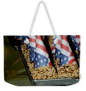 Patriotic Treats Virginia City Nevada Weekender Tote Bag