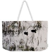 Patterns In Reflections Weekender Tote Bag