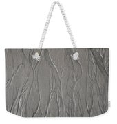 Patterns In Sand Weekender Tote Bag